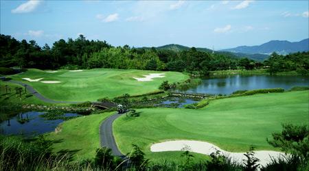 골프텔 신축 오픈! 전남의 명문 컨트리클럽!
