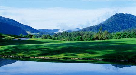 자연이 살아 숨쉬는 강원도 대표 명가 골프장