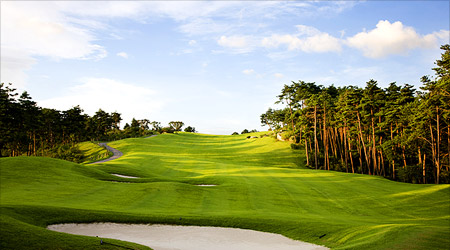 자연과 골프의 완벽한 어울림!