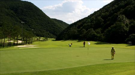 품격 높은 힐링 명소! 문경 골프클럽