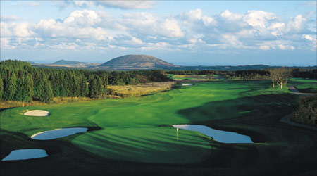 자연이 살아 숨쉬는 36홀 규모의 명문 골프 리조트