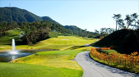 자연과 고전이 함께 어우러진 아름다운 골프장