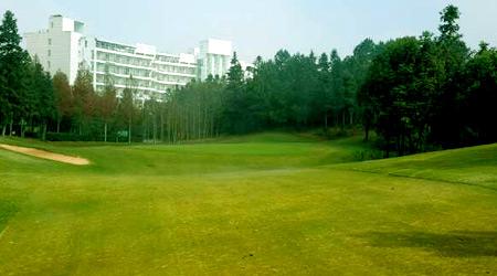 중국 10대 명문 골프장!