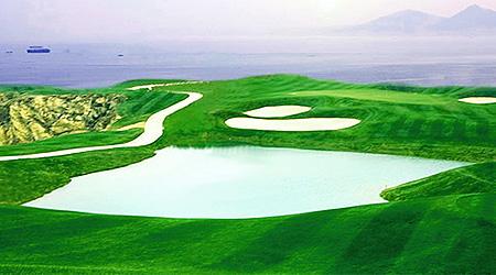 뭉쳐야 저렴한 국제적 항구 도시 골프여행