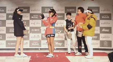 WGTOUR 여왕들의 감격적인 우승의 순간들