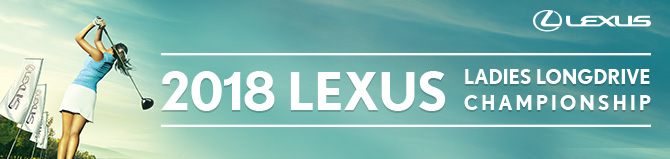 2018 LEXUS 여성장타대회
