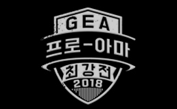2018 GEA 프로-아마 최강전<br>매치플레이 토너먼트