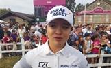 김세영, 에비앙 챔피언십 공동 2위..스탠퍼드 역전 우승