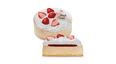 뚜레쥬르 스트로베리 치즈 케이크