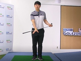 골프 실력을 향상시키는 클럽 컨트롤 연습법